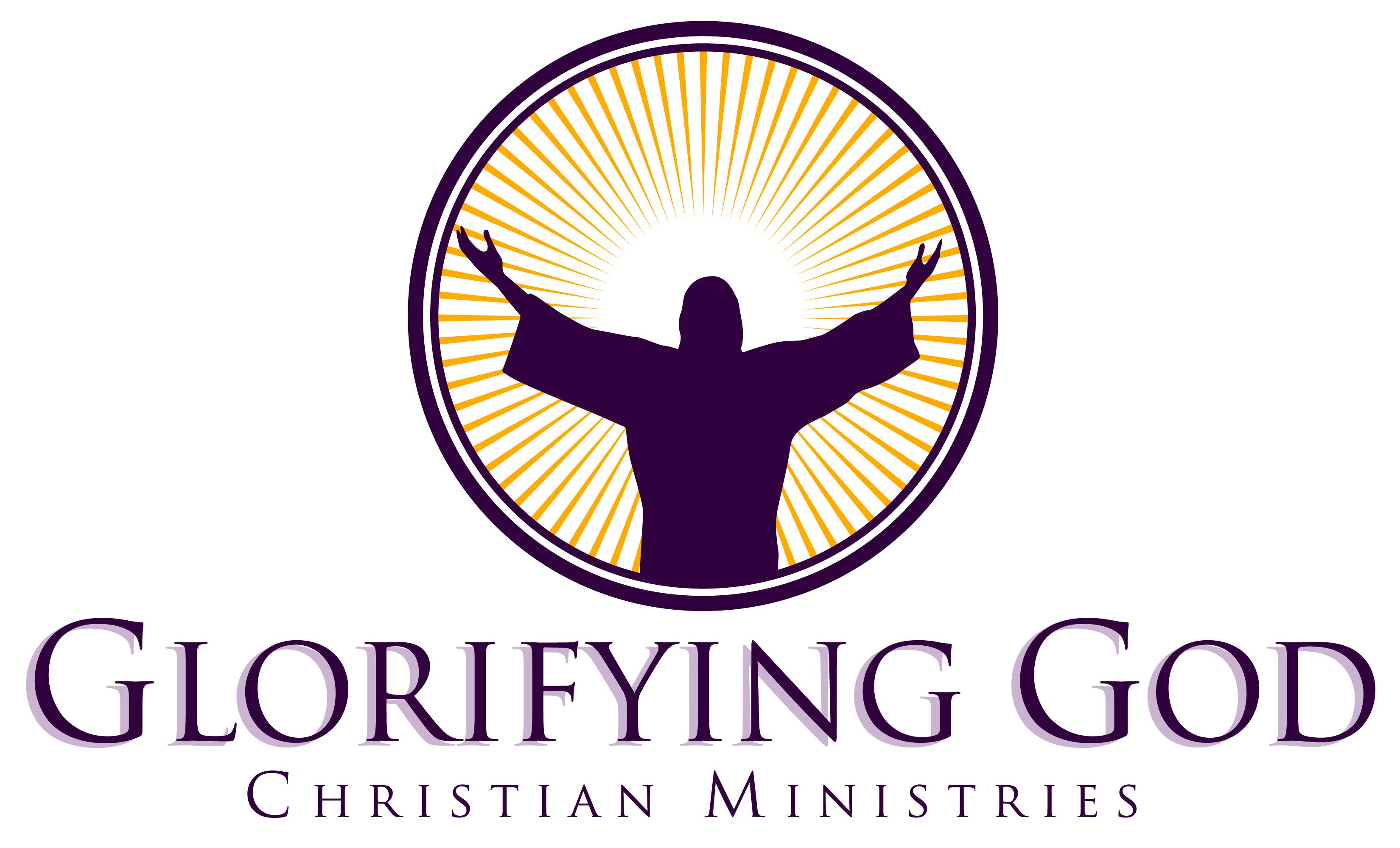 Glorifying God Christian Ministries Logo Nashville